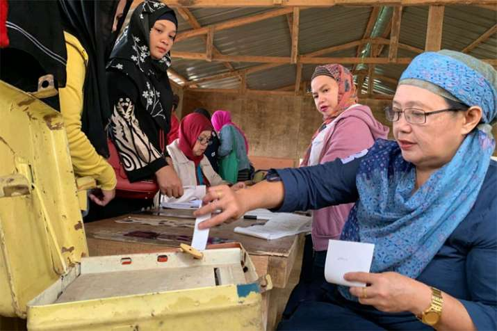 Southern Philippines territories cast historic vote on Muslim autonomy | AP File- India TV