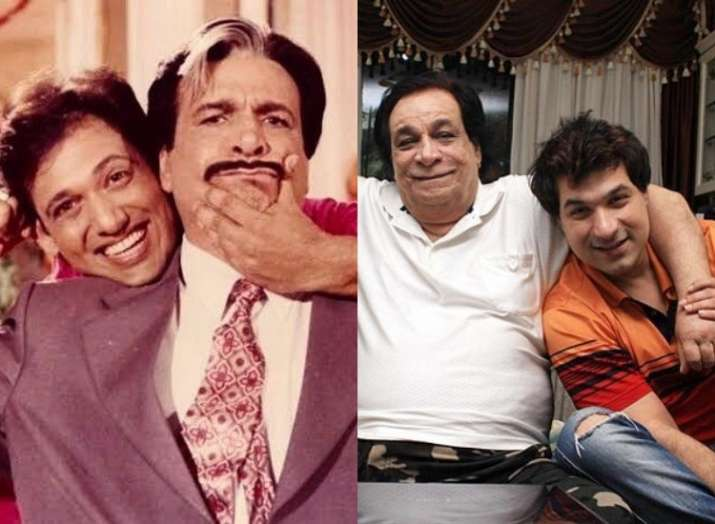 गोविंदा-कादर खान- India TV