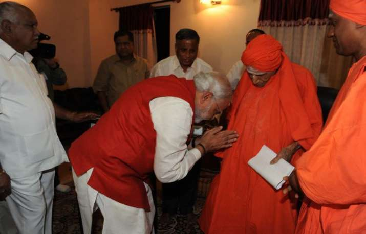 Siddaganga Math seer Sri Shivakumara Swamiji passed away- India TV