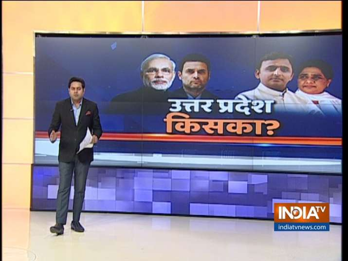India TV CNX Opinion Poll on Uttar Pradesh after...- India TV