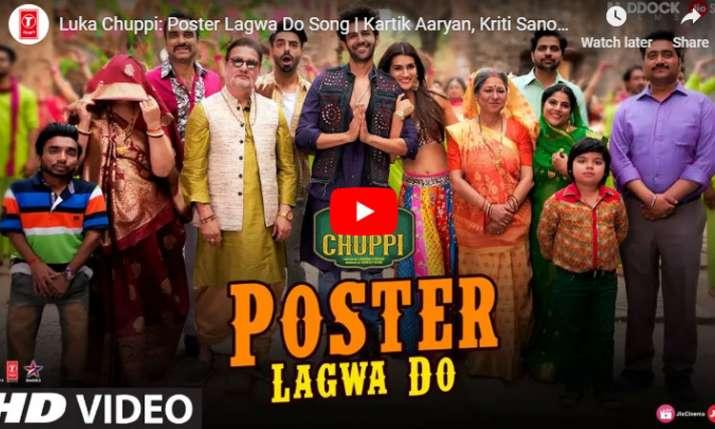 Poster Lagwa Do- India TV