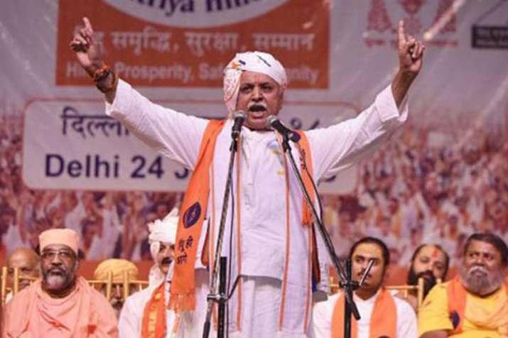 'सत्ता में आते ही एक हफ्ते में शुरू होगा राम मंदिर का निर्माण'- India TV