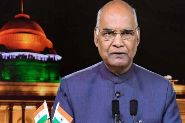 Ramnath Kovind- India TV