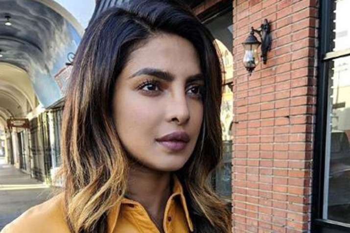 Priyanka Chopra confirms doing Ma Anand Sheela biopic - India TV