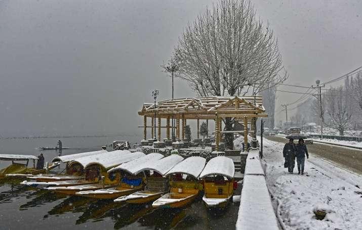snowfall- India TV