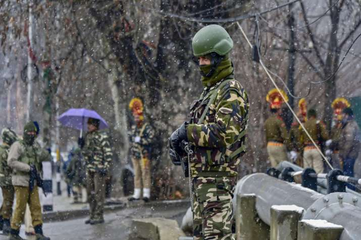 jammu Kashmir Encounter- India TV