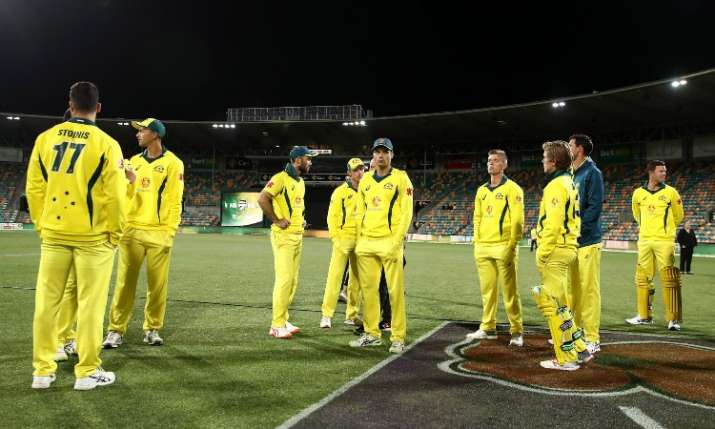 Australian Cricket Team- India TV