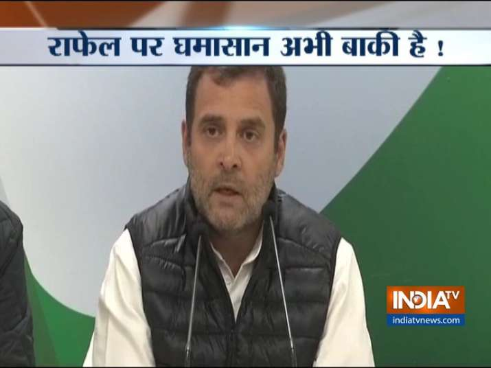 Rahul Gandhi- India TV