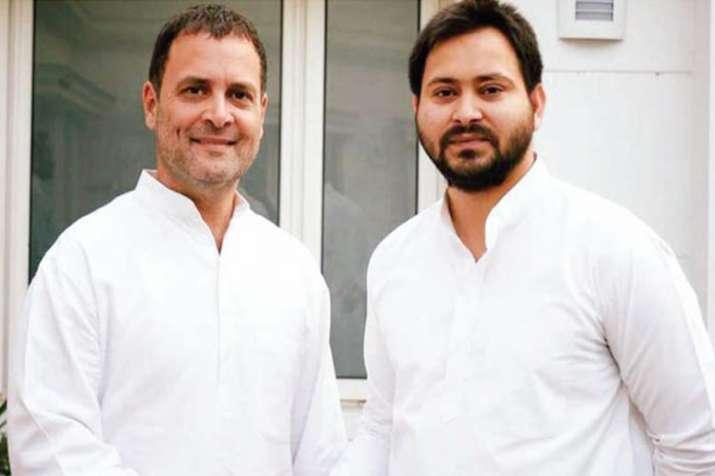 सीट बंटवारे को लेकर किचकिच, बिहार में भी कांग्रेस 'महागठबंधन' से आउट!- India TV