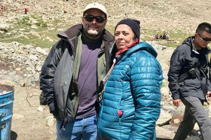 Rahul Gandhi admits that he meets with Chinese ministers during his Kailash Mansarovar Yatra- India TV