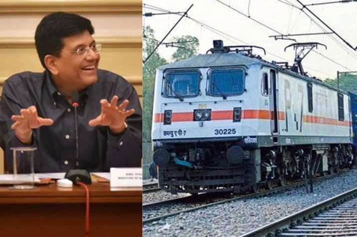 Railways to recruit over 4 lakh people till 2021, says Piyush Goyal - India TV