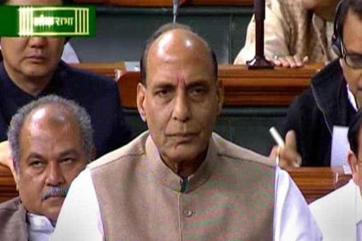 Congress walkout on Citizen Amendment Bill- India TV