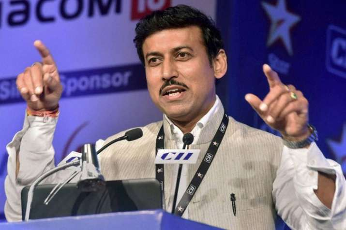 We could have transferred officials but we didn't want cover up, says Rajyavardhan Singh Rathore- India TV