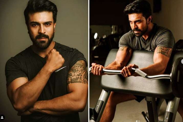 Ramcharan workout and diet plan- India TV
