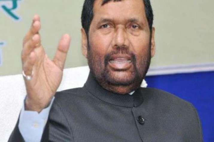 Ram Vilas Paswan File Picture- India TV