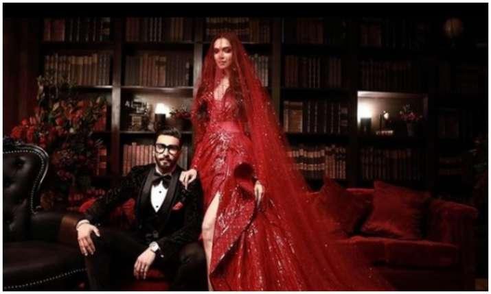 ranveer Singh and Deepika padukone- India TV