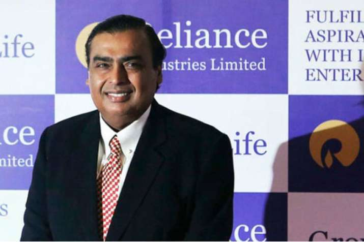 Reliance Industries Chiarman- India TV Paisa