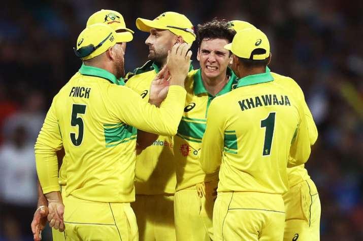 Team Australia- India TV
