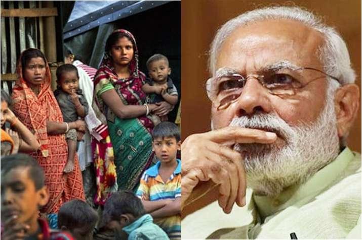 Rohingya Hindu refugees want to return to Myanmar, seeks PM Modi's help | AP/PTI File- India TV