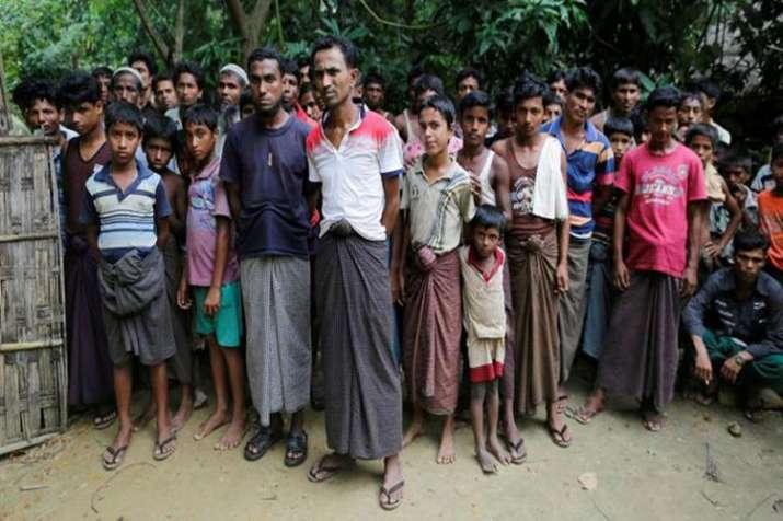 Rohingya Refugees- India TV