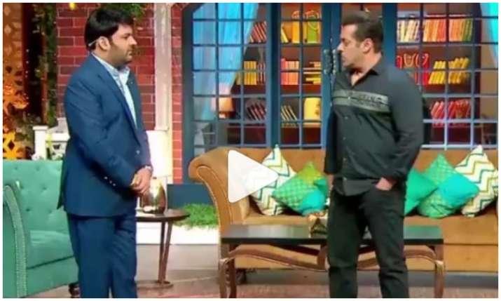 Salman khan and kapil sharma- India TV
