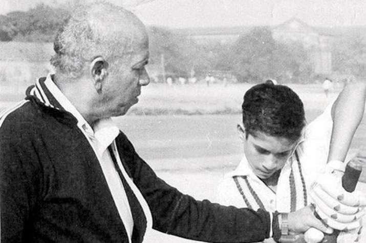 क्रिकेट को उसका 'कोहिनूर' देने वाले कोच थे आचरेकर- India TV