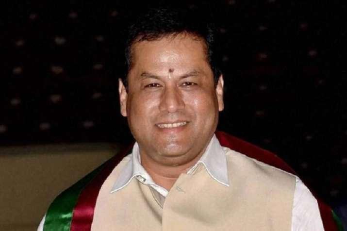 असम के मुख्यमंत्री सर्बानंद सोनोवाल (File Photo)- India TV