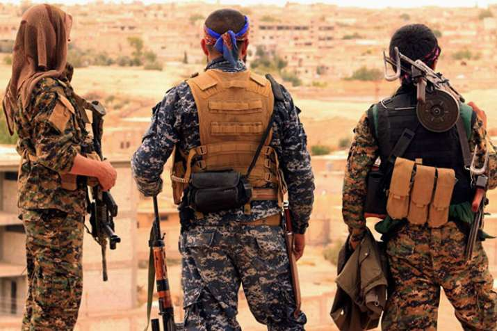 Syrian Democratic Forces | AP File Photo- India TV