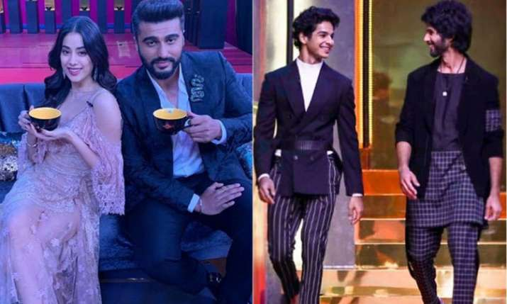 koffee with karan- India TV