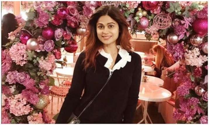 Shamita shetty- India TV