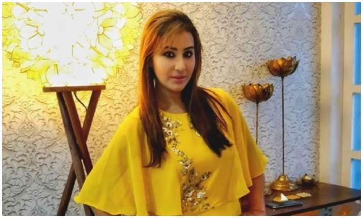 Shilpa shinde- India TV