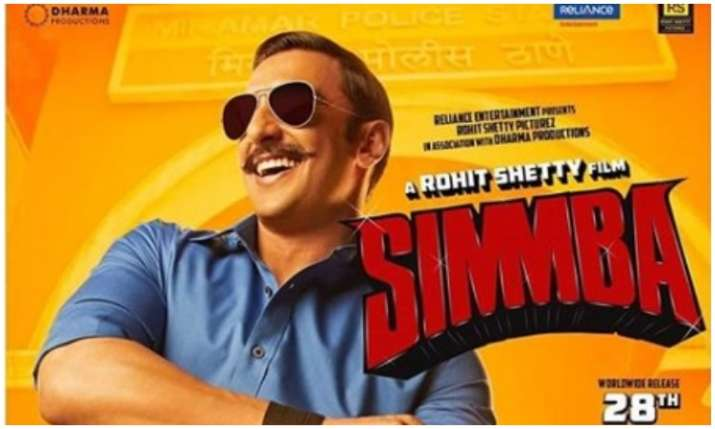 Simmba Box Office collection- India TV