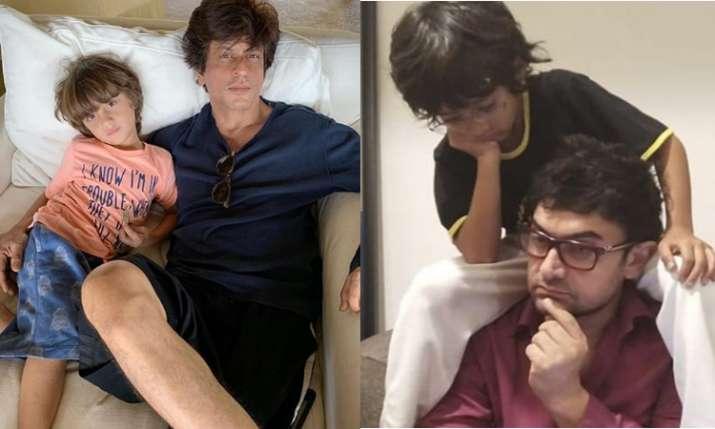 Shahrukh Khan, Aamir Khan- India TV