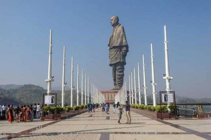 statue of unity- India TV