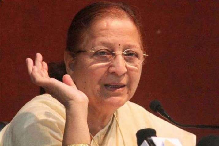 Sumitra Mahajan File Photo- India TV