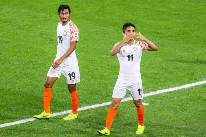 Asian Cup Preview: आज इतिहास रच सकती है भारतीय फुटबॉल मैच, सुनील छेत्री करेंगे रिकॉर्ड की बराबरी- India TV