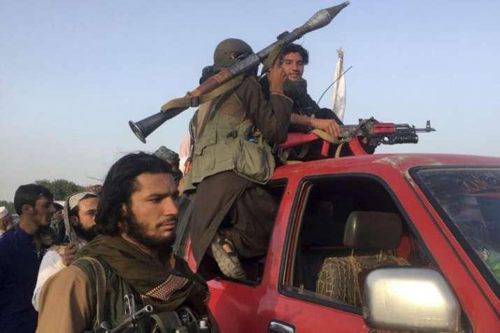 अफगानिस्तान में शांति के लिये सिद्धांत रूप में समझौते पर पहुंचे अमेरिका और तालिबान - India TV
