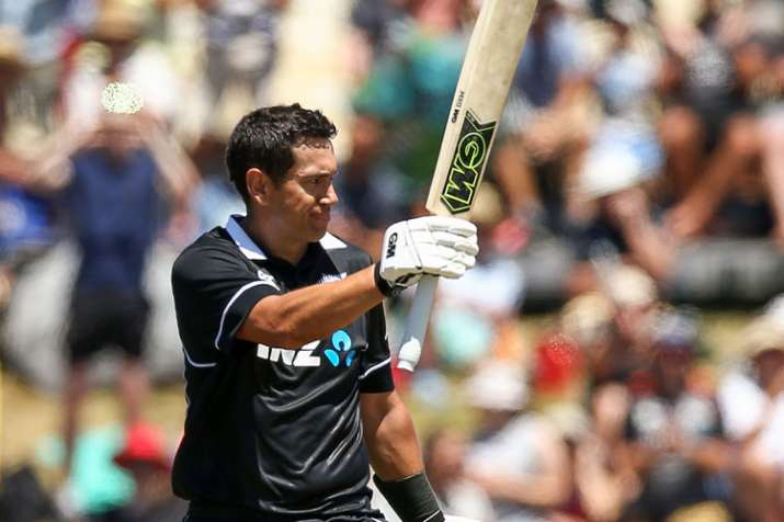 Ross Taylor- India TV