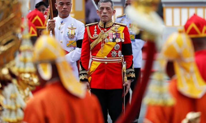 Thailand to hold coronation of King Maha Vajiralongkorn in May- India TV