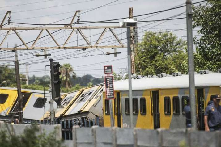 Several killed, hundreds injured in rush hour train crash in South Africa | AP Photo- India TV