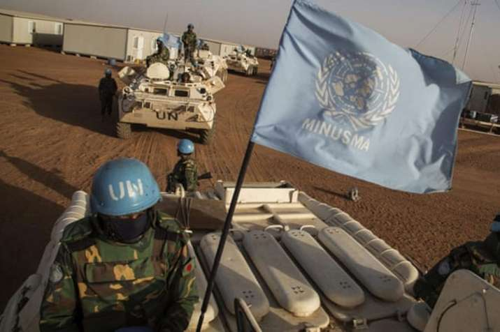 Al-Qaeda-linked jihadists attack UN base in Mali, several UN peacekeepers killed | AP- India TV