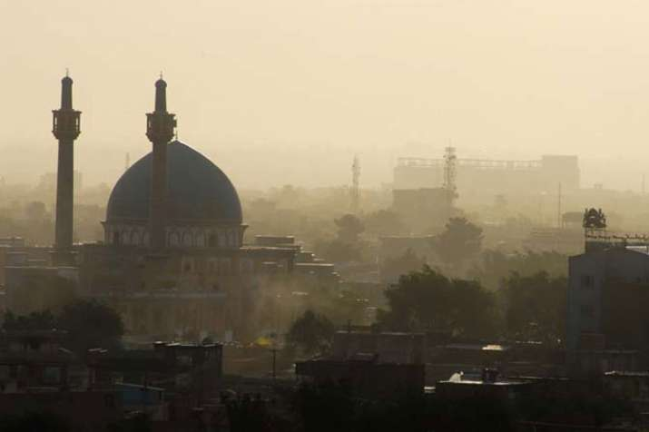Kabul Air Pollution- India TV