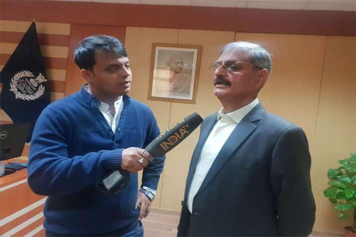 Rajasthan Police DGP Kapil Garg- India TV