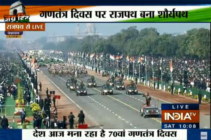 Republic Day- India TV