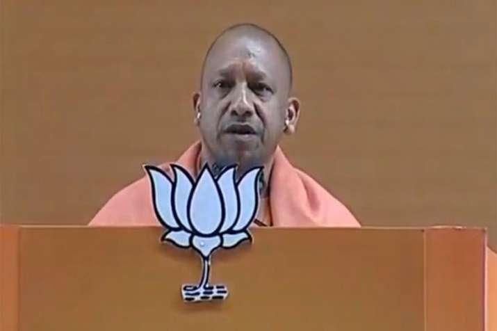 CM Yogi- India TV