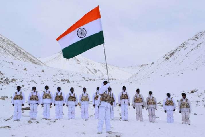 तिब्बत सीमा पर -30...- India TV