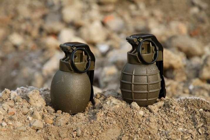 Hand Grenade- India TV