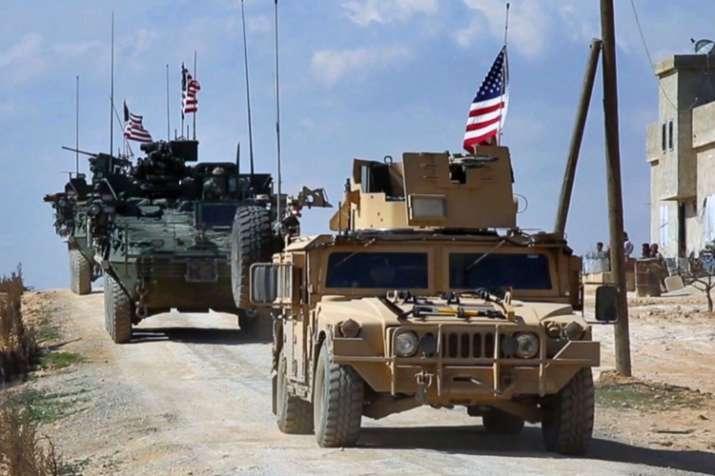 अमेरिका सीरिया से सैनिकों की वापसी 'तय समय' में करेगा: ट्रंप- India TV