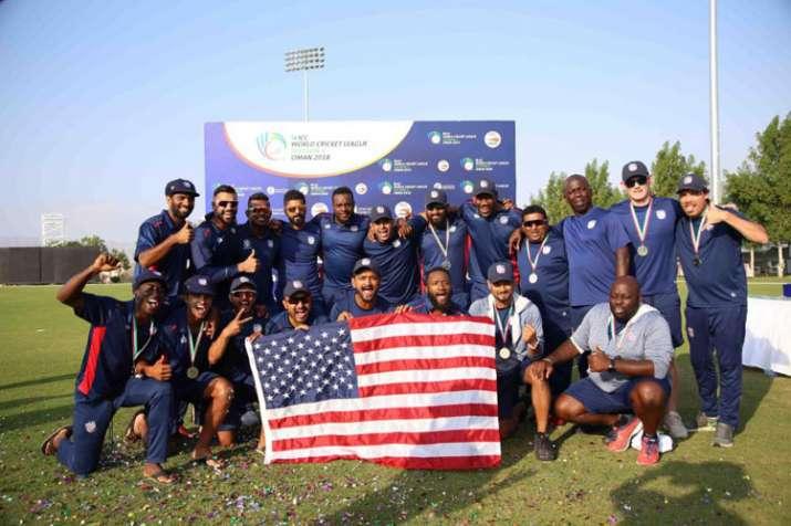 USA Cricket Team- India TV