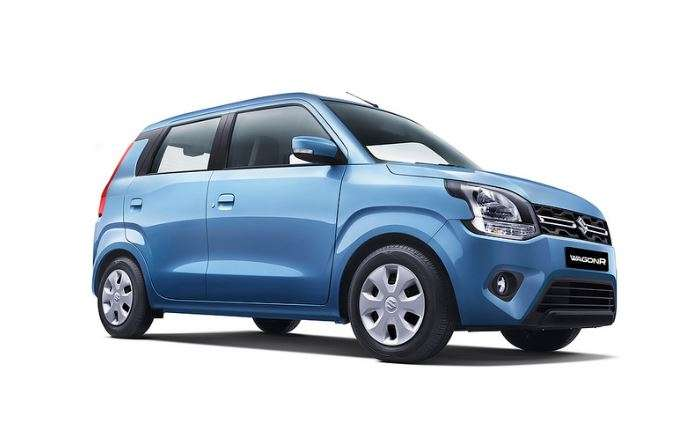 Maruti launches new WagonR - India TV Paisa